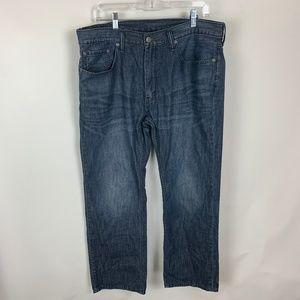 Mens Levis 559 36x32 Jeans A1441